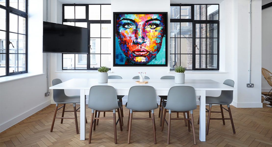 art prints and painted reproductions